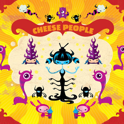 Cheese People – Wake Up
