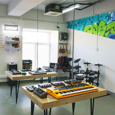 DJ-Store в Санкт-Петербурге